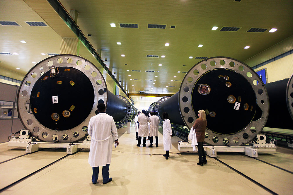 30 апреля Государственный космический научно-производственный центр им. Хруничева празднует столетний юбилей