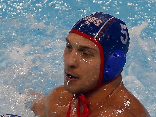 Шаронов: FINA сняла дисквалификацию сватерполиста Шепелева