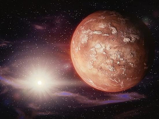 Предложена обновленная версия появления воды наМарсе