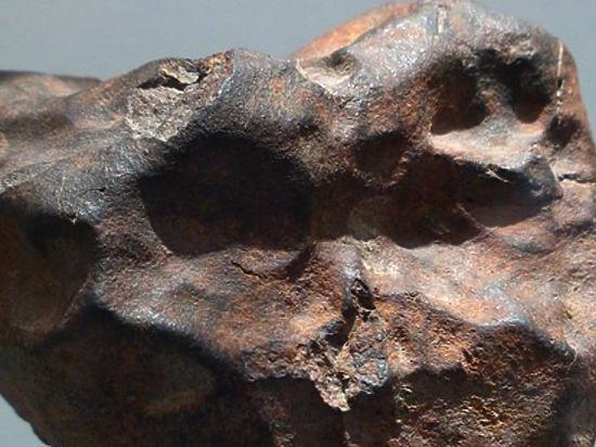 Найден новый фрагмент челябинского метеорита