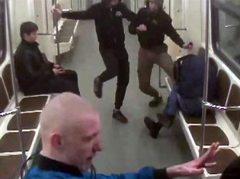 За минувшую неделю в москве задержали четыре банды неонацистов