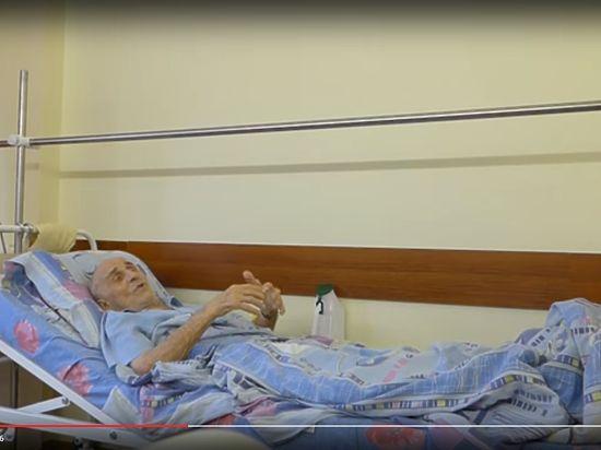 Издевательствами над ветераном в воронежской больнице заинтересовался СК