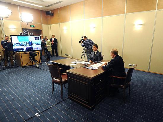 «Прорвем любую блокаду»: запуск энергомоста в Крым Путину омрачили угрозы
