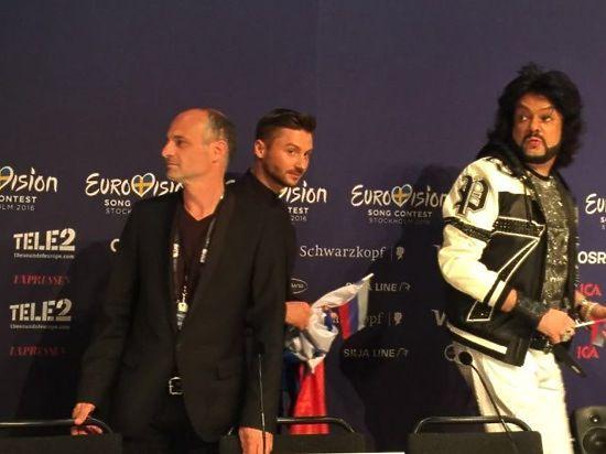 Первый полуфинал «Евровидения» закончился скандалами - с Россией, Арменией и Азербайджаном