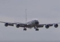 Американский самолет-разведчик в пятый раз за неделю перехвачен у российских границ в нейтральной зоне на Балтике