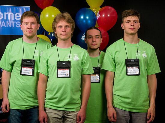 Российские программисты вновь признаны лучшими в мире