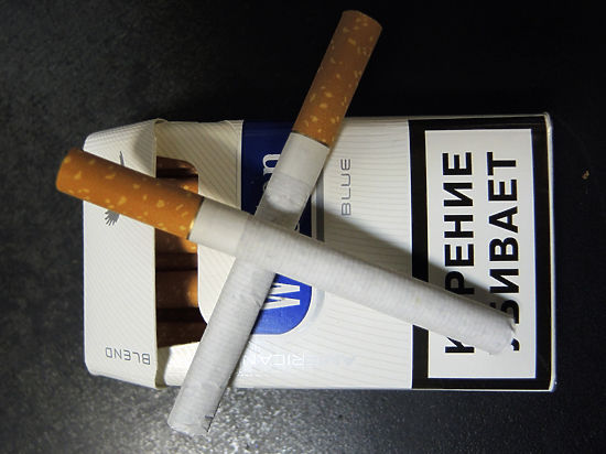 Курильщиков застращали «системными ядами»