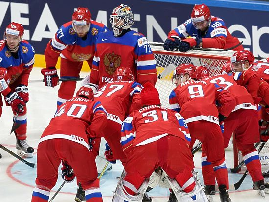 19.05.16 Россия – Германия: онлайн-трансляция ЧМ-2016 по хоккею