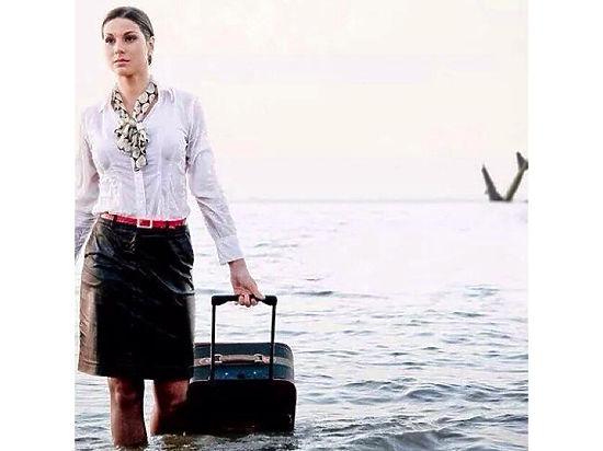 Эзотерики объяснили фото погибшей стюардессы EgyptAir, предсказавшей падение самолета