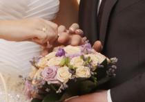 После подачи заявления не вступает в брак каждая десятая пара