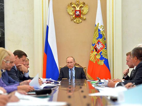 Путин засекретил заседание Экономического совета: слишком много разногласий