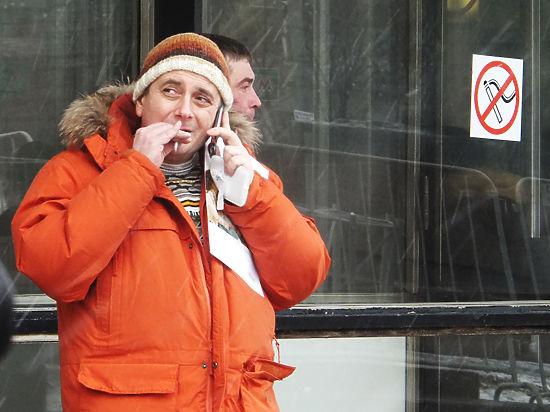 В России курение на улице может оказаться под запретом