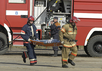 Московские огнеборцы провели акцию «письмо пожарному»