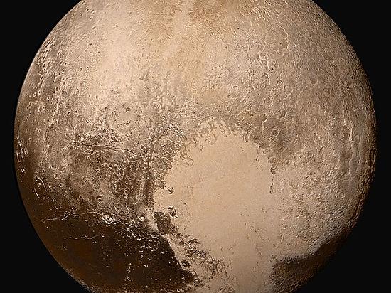 Ячеистая структура равнины Спутник наПлутоне могла появиться в итоге конвекции— ученые