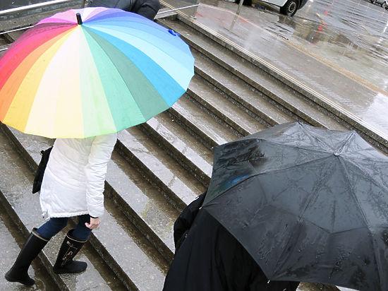 Синоптики прогнозируют похолодание в Москве и Подмосковье с выходных