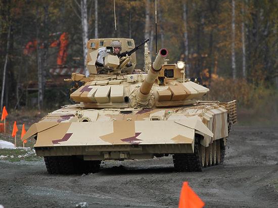 В России создали танк специально для ведения боев в городе