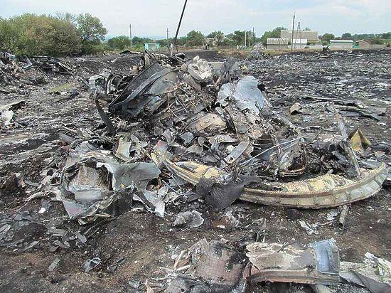 Нидерланды опубликовали отчет о изучении крушения MH-17 вДонбассе