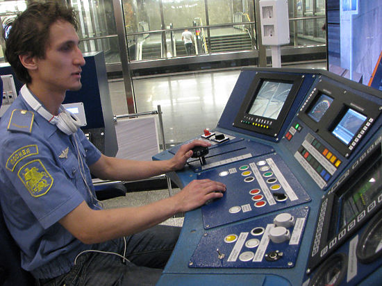 Задержан трубач, совершавший диверсии в метро под видом машиниста