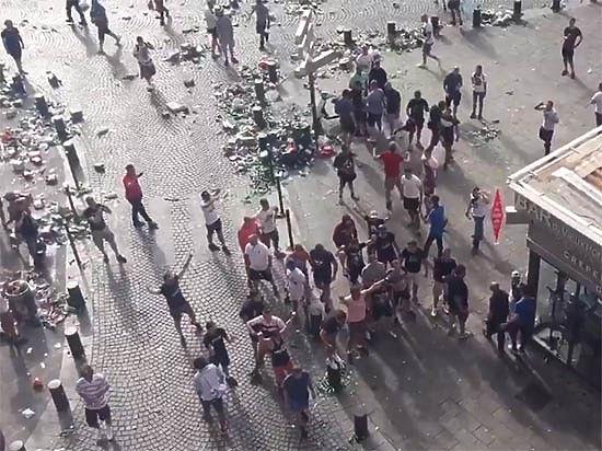 Футбол, Евро-2016: кто и кого бьёт во Франции