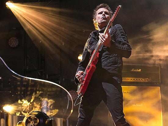 Muse везут в Россию «Дронов»