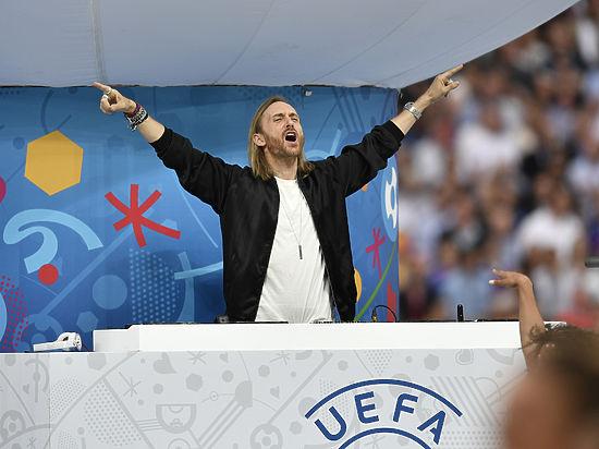 """Дэвид Гетта и ABBA """"озвучили"""" Евро-2016"""