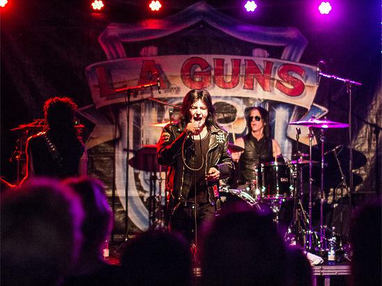"""L.A. Guns: """"Выбраться из 80-х живыми — это счастье"""""""