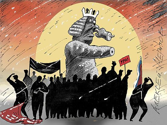 Россия —  родина слонов