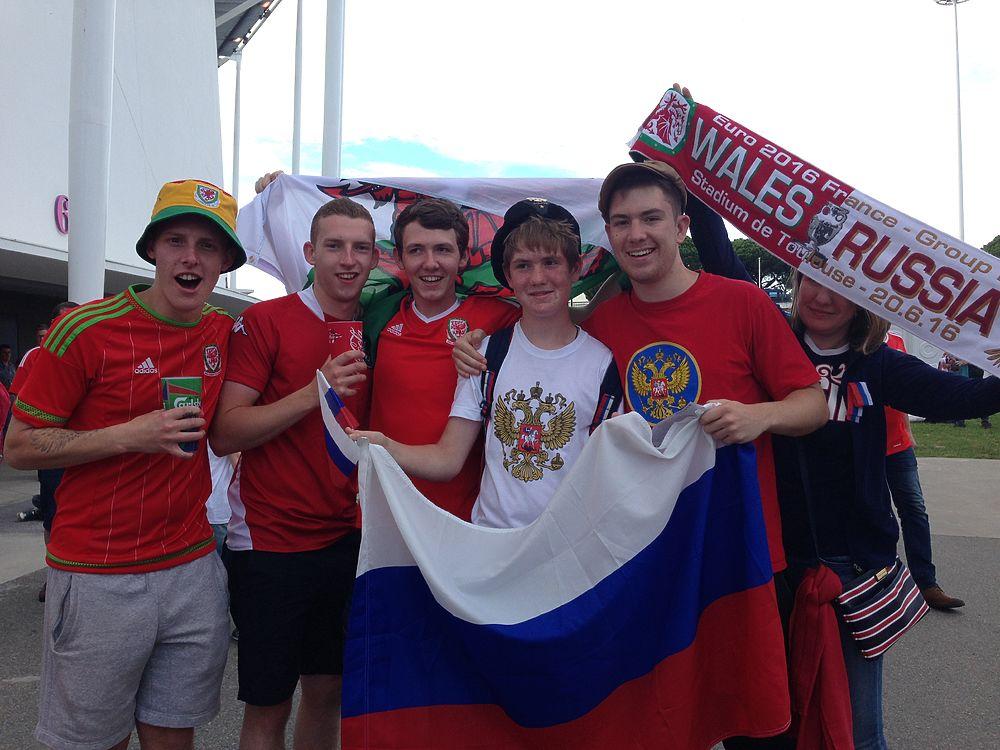 Сегодня вечером в матче Россия – Уэльс решится, кто из сборных выйдет в 1/8 финала!