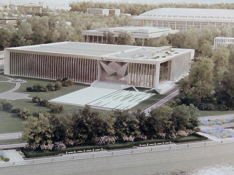 Ледовую арену в«Лужниках» начнут строить доконца нынешнего года