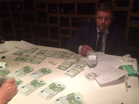 Обнародованы фото и подробности задержания кировского губернатора Никиты Белых