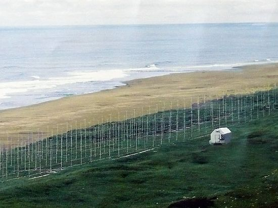 Минобороны развернет вАрктике загоризонтный радар «Подсолнух»