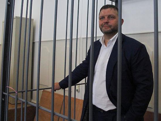 Никита Белых дал первое после ареста интервью