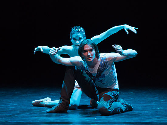 В ГАБТе показали последнюю балетную премьеру 240-го сезона