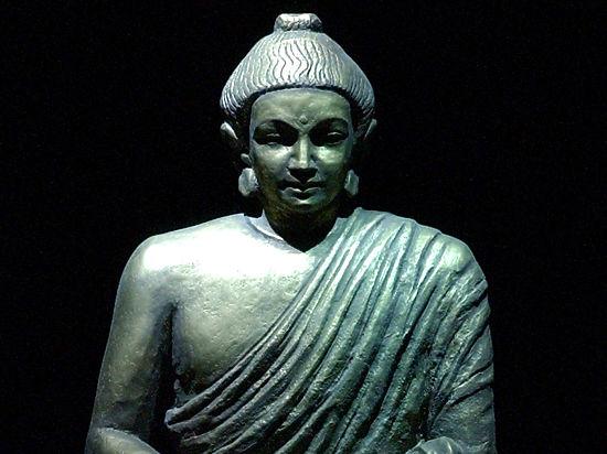 Археологи нашли кость Будды