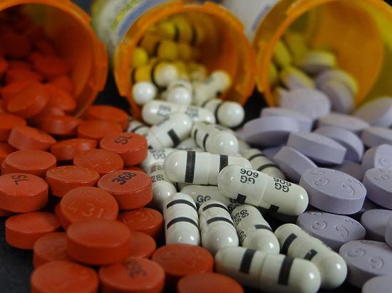 Создано лекарство от всех болезней
