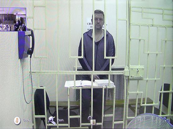 Мосгорсуд оставил Белых под арестом, взвесив детали его личной жизни
