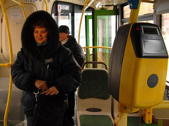 В каких автобусах не действуют льготы для пенсионеров