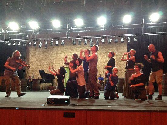 Розовский привез на фестиваль мюзиклов в Тэгу свой