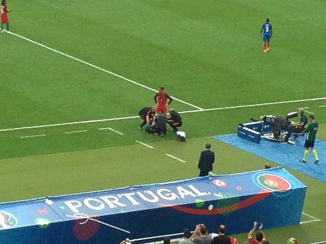 Португалія  стала чемпіоном Європи перемігши збірну Франції з рахунком 1:0, фото-6