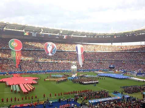 Португалія  стала чемпіоном Європи перемігши збірну Франції з рахунком 1:0, фото-8