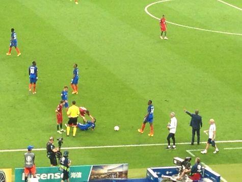 Португалія  стала чемпіоном Європи перемігши збірну Франції з рахунком 1:0, фото-4