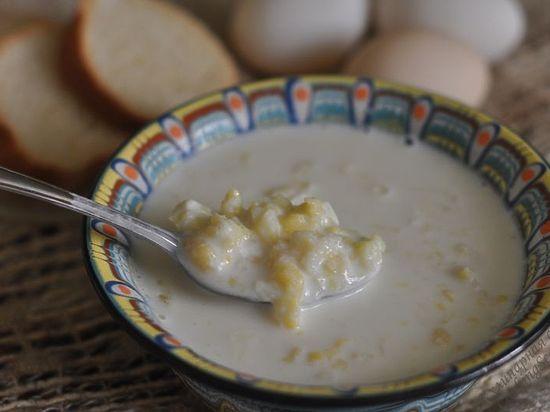 Как сделать затирку на суп