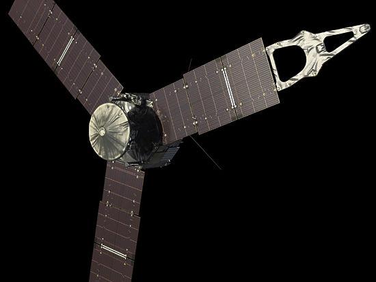 Аппарат «Юнона» может разгадать тайну сумасшедшей энергии Юпитера