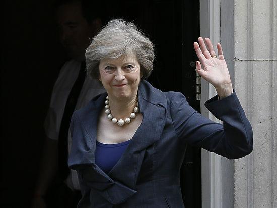 Мэй официально стала премьер-министром Англии