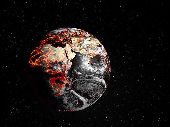 Названы три наиболее реалистичных сценария конца света