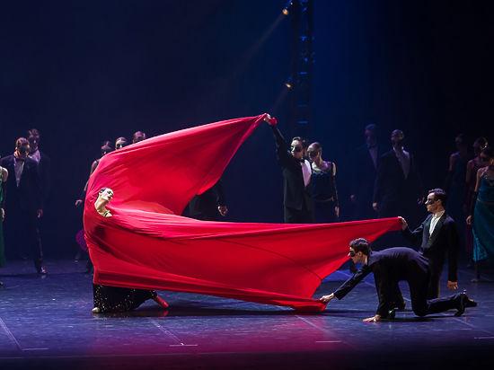 Борис Эйфман представил новую редакцию «Красной Жизели»