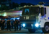 В Турции произошла внезапная попытка военного переворота