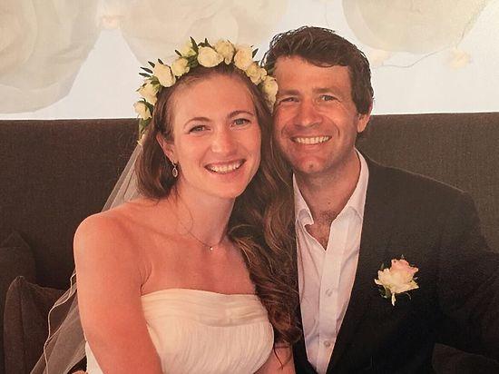 Бьерндален и Домрачева поженились и ждут ребенка