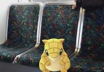 Подмосковные власти запретили покемонов на автобусных остановках
