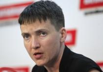 Депутат Верховной рады Надежда Савченко в прямом эфире украинского телевидения заявила, что стороны вооруженного конфликта на Донбассе должны попросить прощения за причиненные друг другу страдания